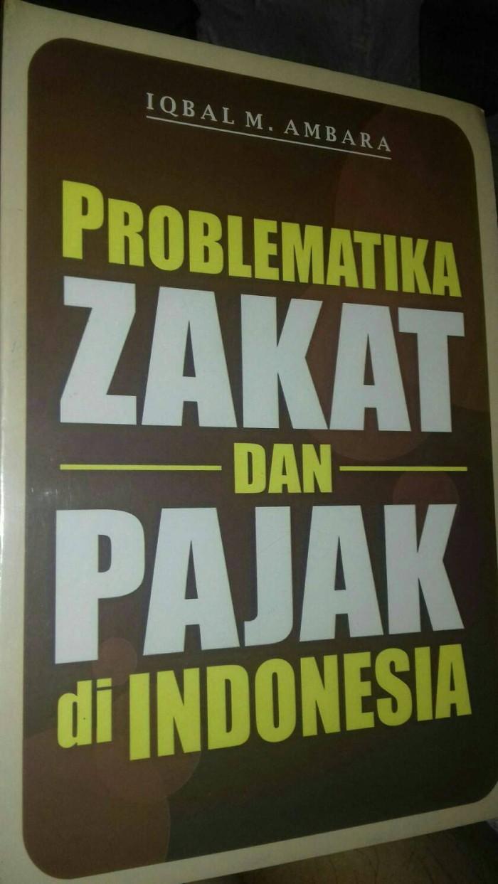 harga Problematika zakat dan pajak di indonesia Tokopedia.com