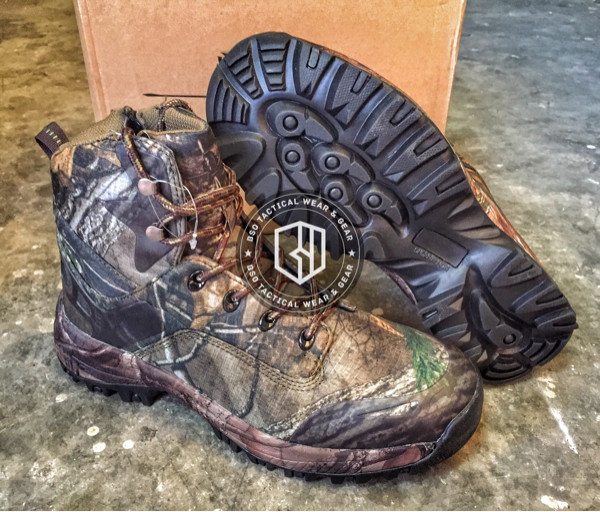 harga Sepatu hunting outdoor silver knight tactical camo realtree boots 8 Tokopedia.com