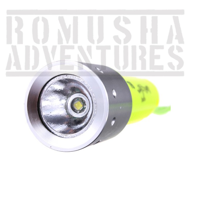 SENTER SELAM MINI LED CREE T6 BATRE 18650 XQ3 88.800W / SENTER DIVING