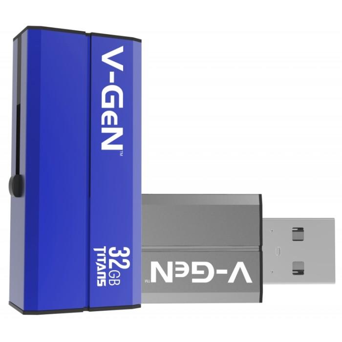 Flashdisk vgen titans 8gb usb 3.0 original 100% ori flash disk 8 gb