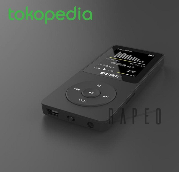 harga Ruizu x02 hifi dap mp3 player 8gb Tokopedia.com