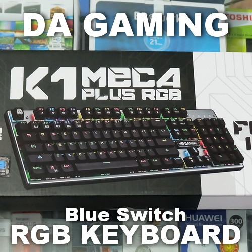 7d3498d965c Jual Digital Alliance K1 Meca Plus Mechanical Gaming Keyboard DA ...
