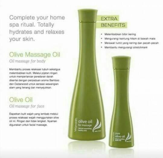 Foto Produk Wardah Olive Oil untuk Wajah dari Miracle Garage