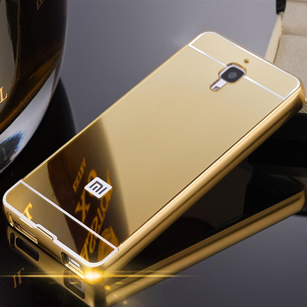 new concept 71a1a 6b72e Jual Bumper Mirror Case Xiaomi Mi4W Mi 4W Mi4 4 Mi4G/Hard/Metal/Frame/Slide  - Kota Bekasi - modal nikah | Tokopedia