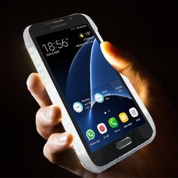 finest selection 26c86 2d6e7 Jual Lumee Selfie LED Light Case for Samsung Galaxy S7 Edge - Jakarta Pusat  - areahp.com | Tokopedia