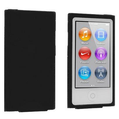 harga Case silicon ipod nano 7 black/hitam Tokopedia.com