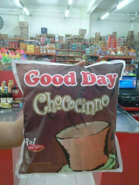 harga Kopi goodday bag 1000gr 50x20gr 3in1 original good day coffee Tokopedia.com