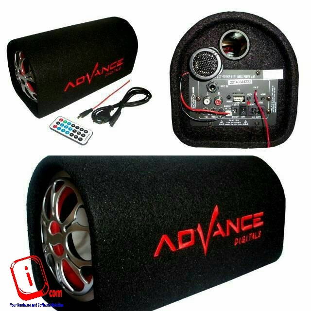 harga Speaker aktif subwoofer advance t-101kf usb super bass bisa karaoke Tokopedia.com