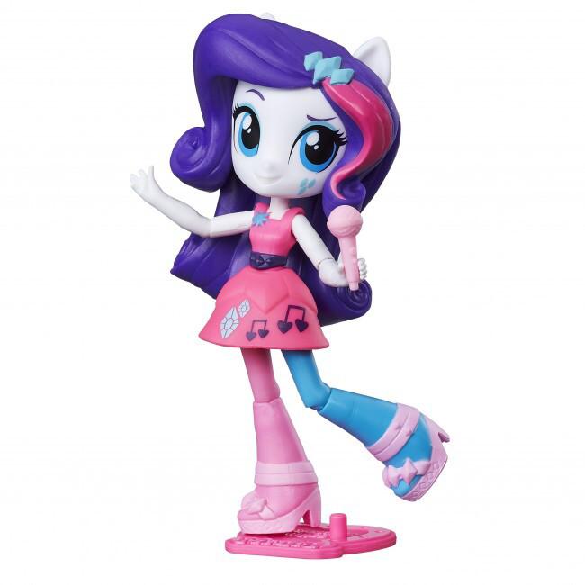 harga My little pony equestria girl mini rarity Tokopedia.com