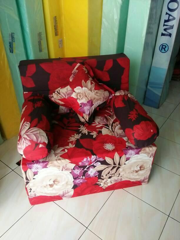 sofabed inoac single uk 200x90x20 cm 100 eon d23