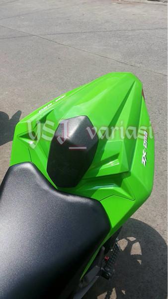 Foto Produk Singel seat Kawasaki ninja 250 fi plastik ABS merek VND dari YSJ.Variasi Motor
