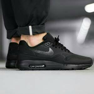 Jual SEPATU NIKE AIR MAX FULL BLACK GRADE ORI - Davin Grosir Sepatu ... 0215ea146
