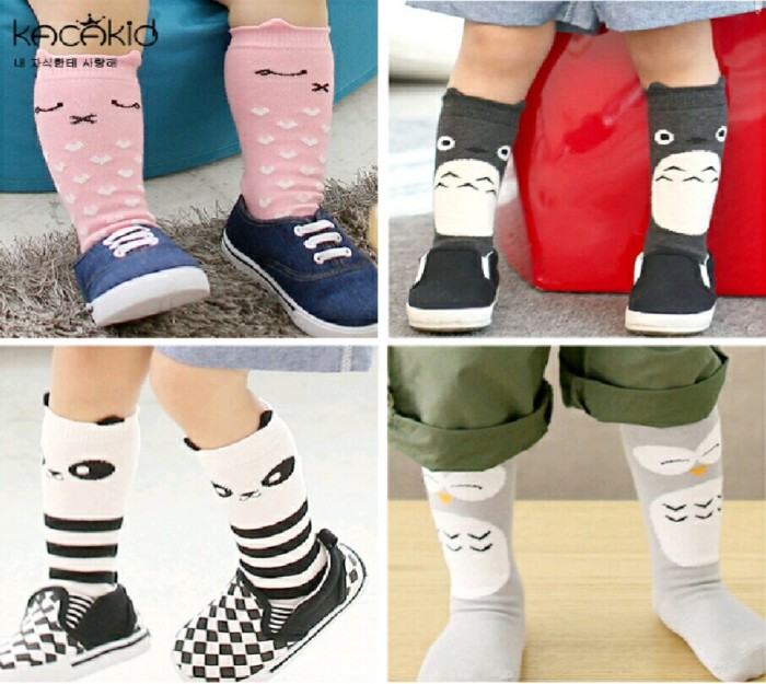 harga Kaos kaki panjang anak bayi baby kids socks kacakid asli import tororo Tokopedia.com