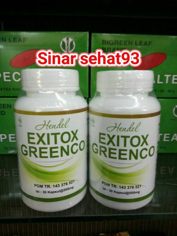 Hendel EXITOX Greenco || green coffee hendel