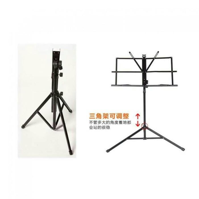 harga Stand untuk buku partitur musik Tokopedia.com