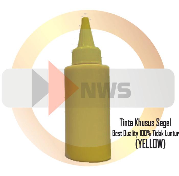 harga Tinta special untuk segel garansi (high quality) yellow Tokopedia.com