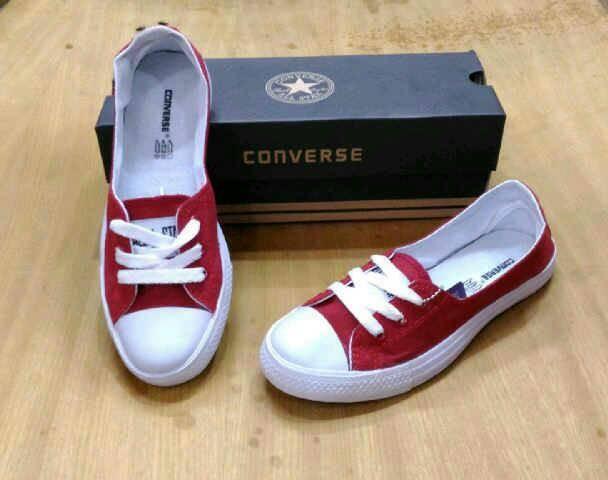 41c2fa8272a228 Jual sepatu wanita converse 3 hole mono 36-40 4 warna - Kota Bandung ...