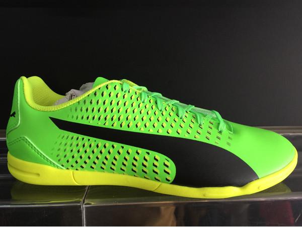 ... harga Sepatu futsal puma original adreno 3 it stabilo hitam murah  Tokopedia.com 0b31265a89
