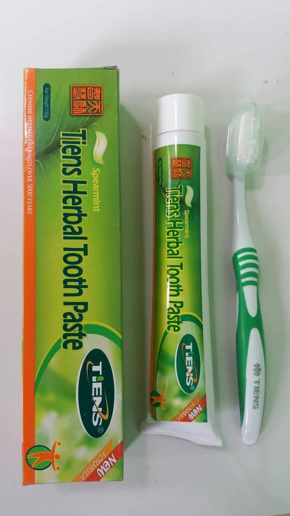 Jual Pasta Gigi Herbal Tiens Solusi Bau Mulut Odol Pemutih Gigi