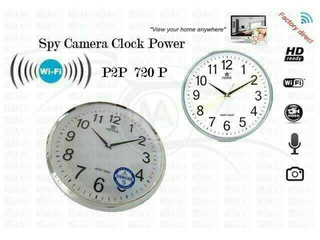Jual Kamera camera cctv spy CAM wireless wi-fi P2p~JAM DINDING HIGH ... 46bac9d467