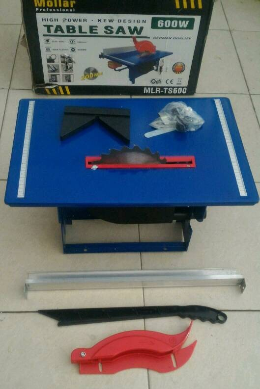 harga Mesin gergaji meja/table saw 8  mollar Tokopedia.com