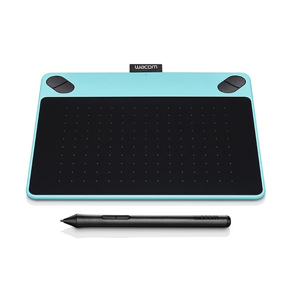 harga Wacom intuos draw pen small - mint blue Tokopedia.com