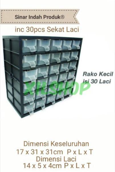 harga Rak lemari komponen rakko kecil plastik Tokopedia.com