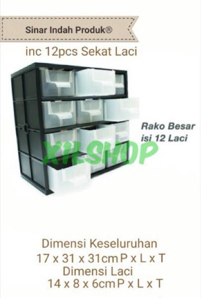 harga Rak lemari komponen rakko besar plastik Tokopedia.com