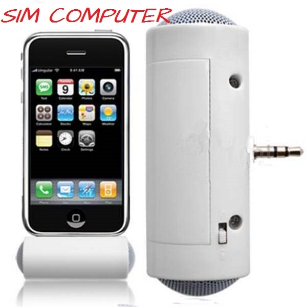 harga Mini speaker stereo for smart phone s5 s4 note3 mp3 3.5mm Tokopedia.com