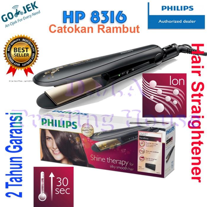 Jual Catokan Rambut Philips HP 8316 - iON bOOST Kerashine - Agen ... 32919d9fdc