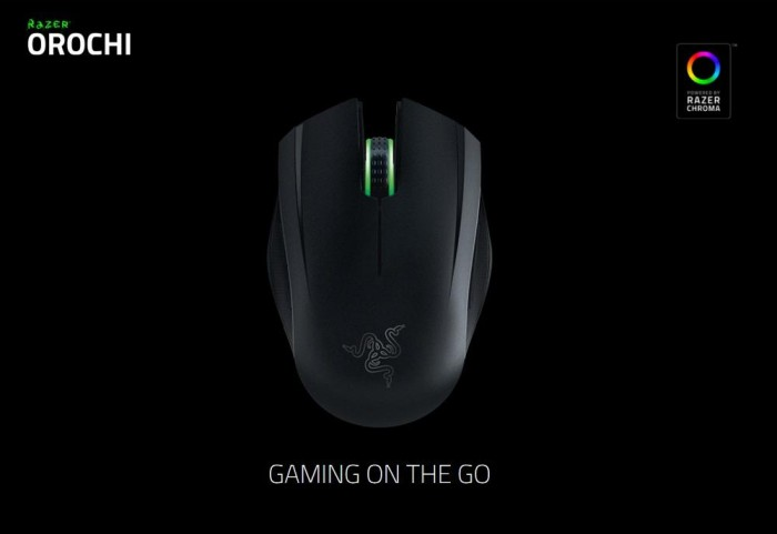 Foto Produk Razer Orochi 8200 - Wired/Wireless Mobile Gaming Mouse dari Indogamers
