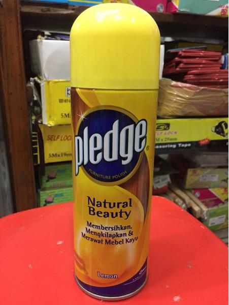 harga Pledge spray 350g Tokopedia.com