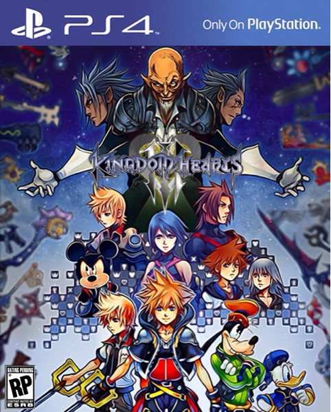 harga Kaset ps4 kingdom hearts 2.8 Tokopedia.com