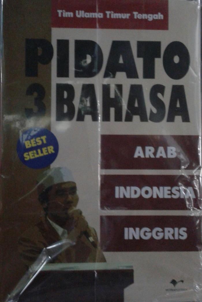 harga Buku pidato 3bahasa arab indonesia inggris Tokopedia.com