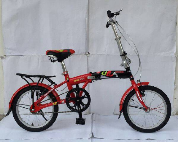 harga Sepeda lipat anak & dewasa 16 oddesey Tokopedia.com