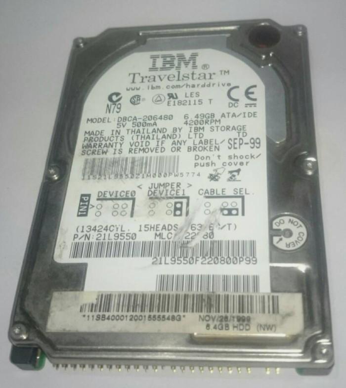 IBM TRAVELSTAR HDD TELECHARGER PILOTE