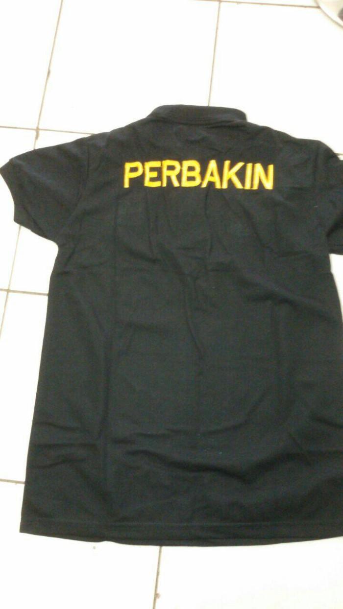 Jual Baju Kaos Polo Perbakin Full Bordir Rian Hunting Tokopedia Shirt