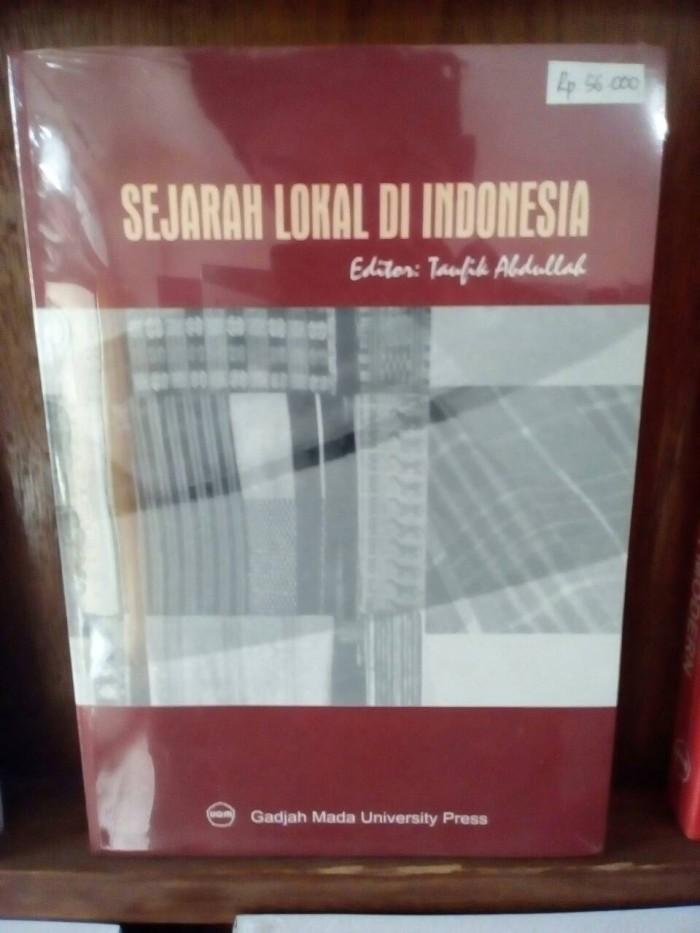 harga Sejarah lokal di indonesia - taufik abdullah Tokopedia.com
