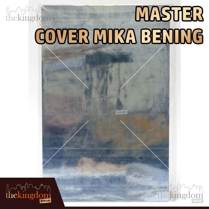 Foto Produk Master Cover Mika Bening / Plastik Transparan / Transparent dari The Kingdom Shop