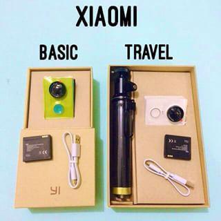 Jual Jual Complete Lengkap Xiomi Kamera Gopro Xiaomi Yi Basic Free Waterpro Xanijsaieoam Tokopedia
