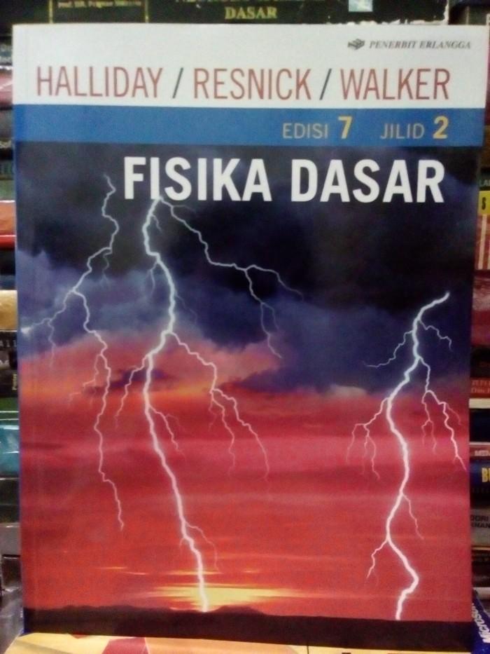 harga Fisika dasar ed.7 jld.2 Tokopedia.com