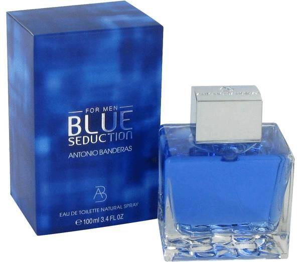 Jual Parfum ANTONIO BANDERAS BLUE SEDUCTION (ORIGINAL BPOM) Kota Depok AVO Grosir | Tokopedia