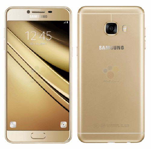 Samsung Galaxy C7 32gb Internasional