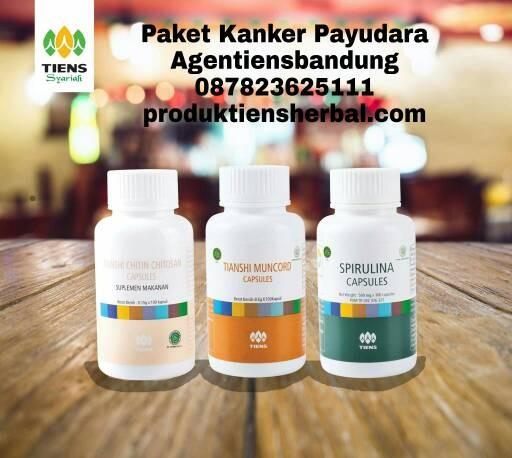Jual Paket Kanker Payudara Herbal/Muncord Chitosan Spirulina Tiens - Kota  Bandung - agentiensbandung | Tokopedia