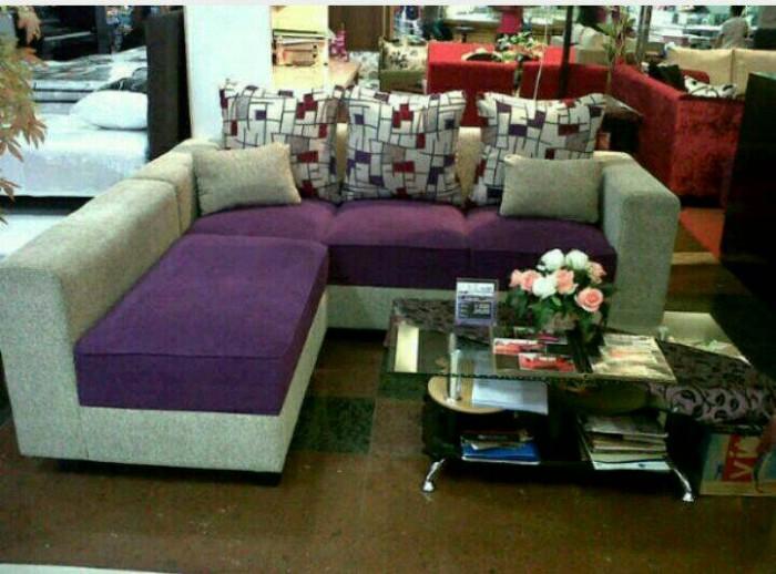 Jual Sofa L Kota Semarang Mebel Abadi Tokopedia