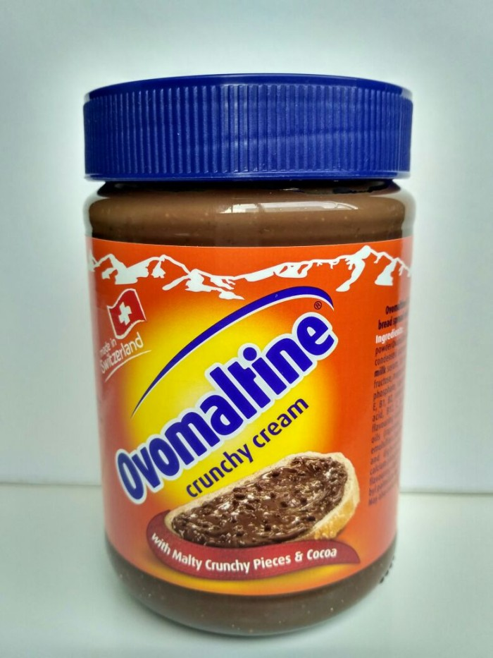 harga Ovomaltine crunchy cream 400 gram Tokopedia.com