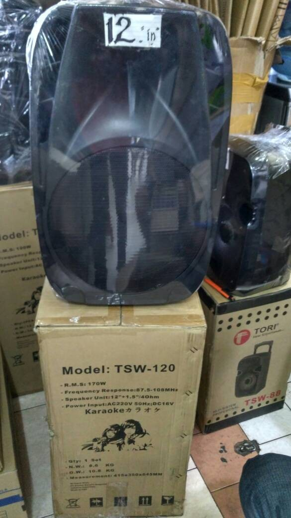 harga Speaker portable meeting wireles 12 inch tori Tokopedia.com