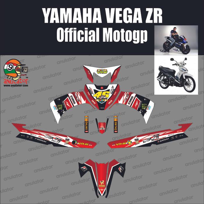 Jual Striping Motor Vega Zr Cek Harga Di Pricearea Com