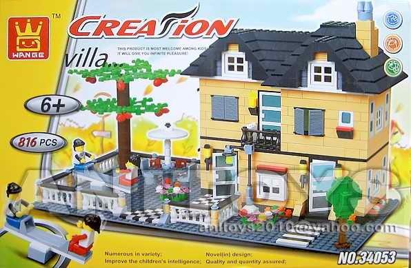 harga Brick wange creation 34053 Tokopedia.com