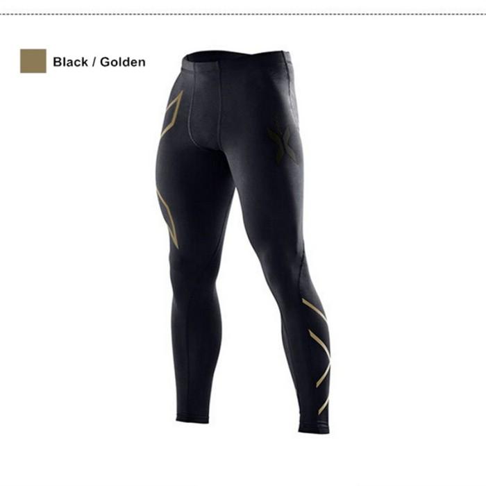 harga Celana 2xu long compression tights pants for men size m gold Tokopedia.com